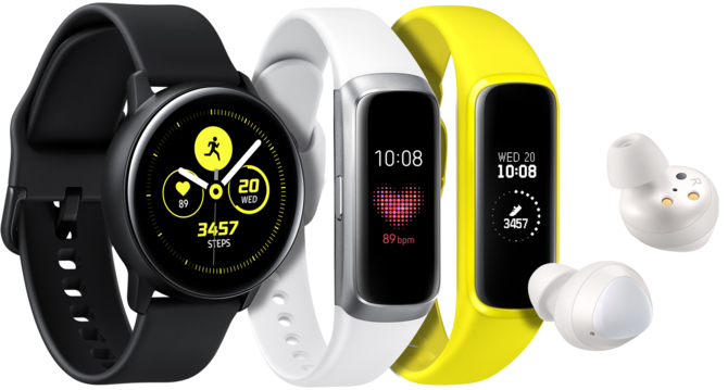 Galaxy Watch Active i Galaxy Fit - nowe wearables od Samsunga [5]