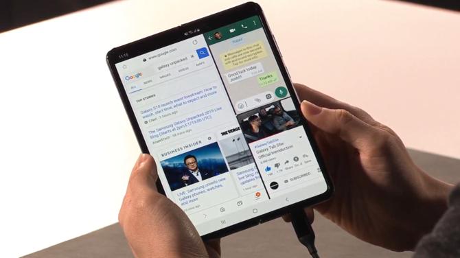 Samsung Galaxy Fold - składany smartfon za 2000 Euro!  [2]