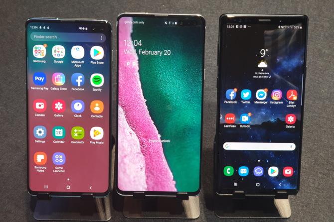 Samsung Galaxy S10 5G - flagowa wersja z poczwórnym aparatem [2]