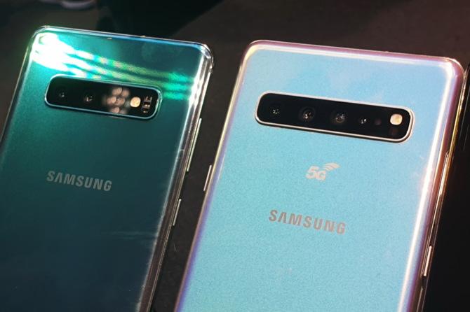 Samsung Galaxy S10 5G - flagowa wersja z poczwórnym aparatem [3]