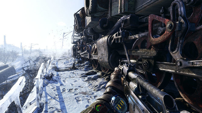 Twórcy Metro: Exodus: Ray Tracing standardem na PC i konsolach [2]