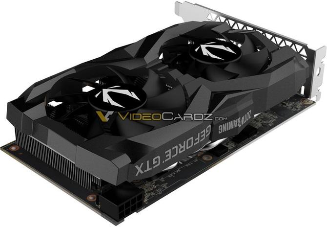 ZOTAC GeForce GTX 1660 Ti AMP i Twin Fan - Nieduże Turingi [2]