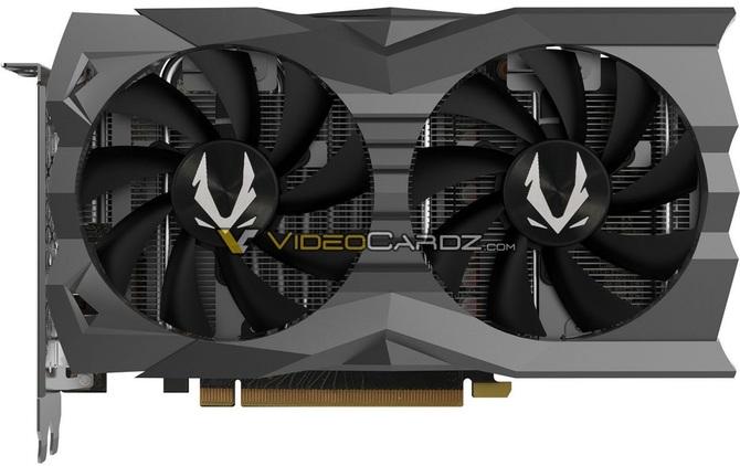 ZOTAC GeForce GTX 1660 Ti AMP i Twin Fan - Nieduże Turingi [4]