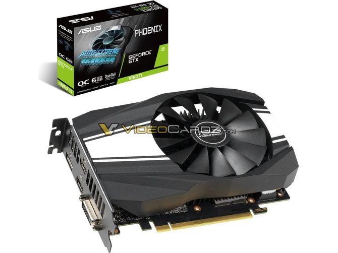 ASUS przygotowuje trzy wersje GeForce GTX 1660 Ti  [3]