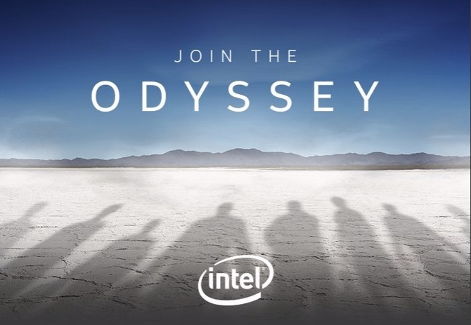Intel The Odyssey - rusza kampania marketingowa nowych GPU [1]
