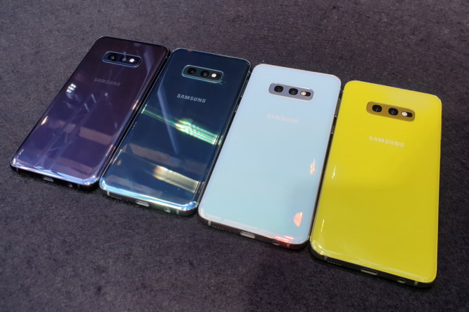Samsung Galaxy S10e - wreszcie flagowiec z płaskim ekranem! [3]