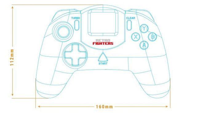 Sega Dreamcast doczeka się zupełnie nowego kontrolera [1]