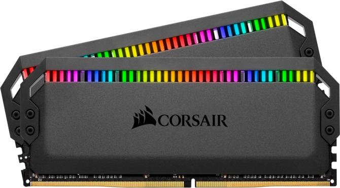 Corsair Dominator Platinum RGB - Flagowe pamięci RAM DDR4 [1]