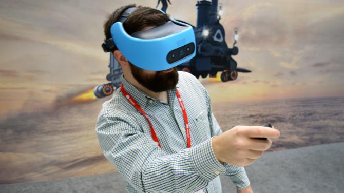 HTC Vive Focus Plus: mobilne rozwiązanie VR dla biznesu [3]