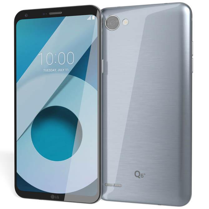 Smartfon LG Q6 Platinium Alpha - Gorący Strzał w x-kom za 415 zł [3]