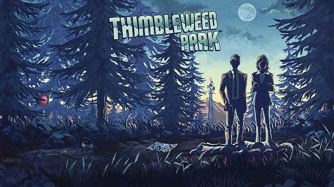 Thimbleweed Park: zabawny point'n'click za darmo w Epic Store [1]