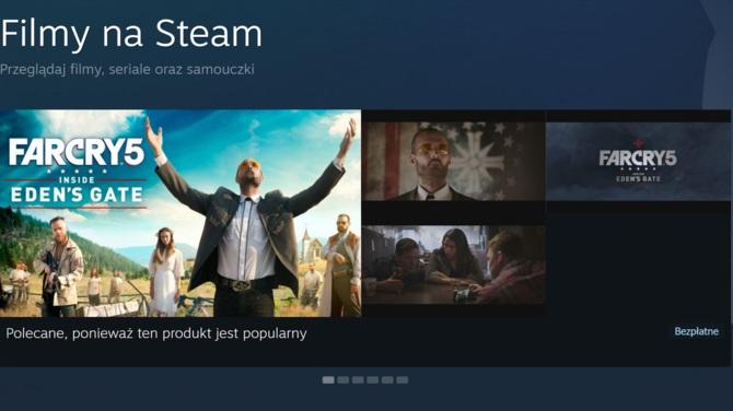 Valve rezygnuje z sekcji wideo na platformie Steam [2]