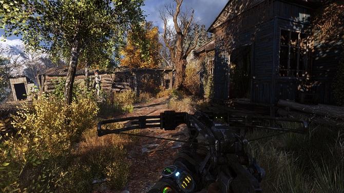 Metro: Exodus - sprawdzamy DLSS po nowej aktualizacji gry [nc1]