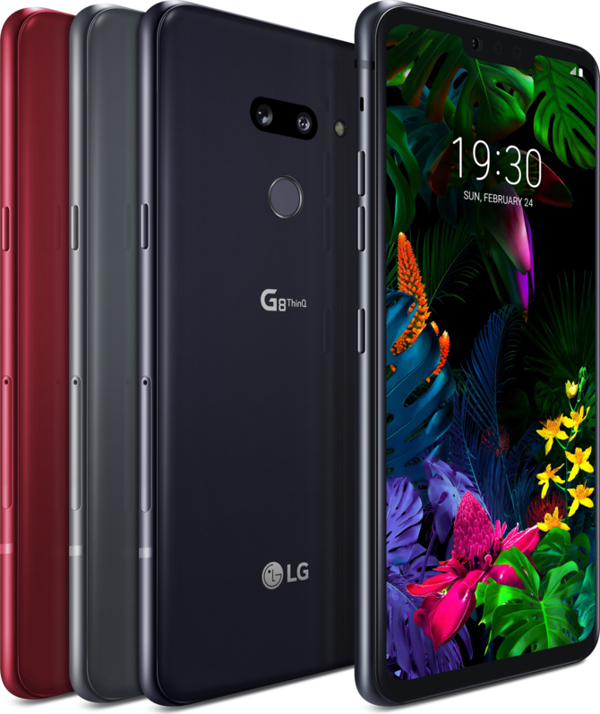 LG G8 and V50 ThinQ - the most conservative smartphones of the year [1]