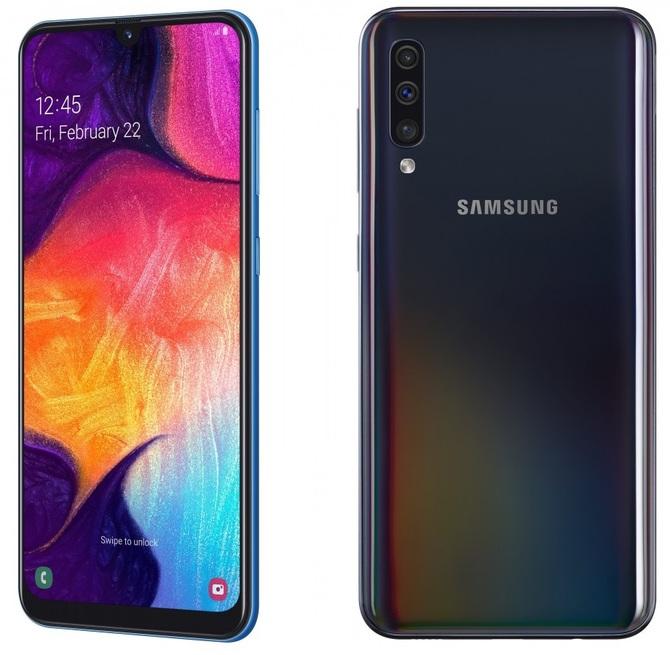 Samsung Galaxy A50 i A30 - premiera nowych solidnych średniaków [3]