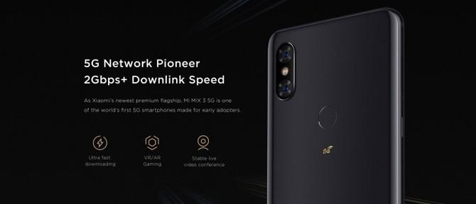 Xiaomi Mi 9 i Mi MIX 3 5G - premiera prawie nowych smartfonów [2]