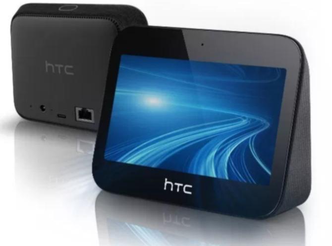 HTC 5G Hub: centrum multimedialne z modemem 5G i ekranem HD [1]