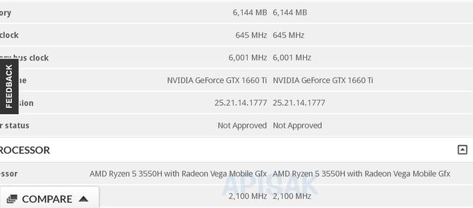 Laptopy ASUS TUF Gaming z Ryzen Mobile i GeForce GTX 1660 Ti [2]