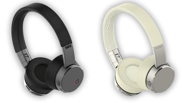 Lenovo ThinkPad X1 i Lenovo Yoga: headsety z ANC i Bluetooth [1]