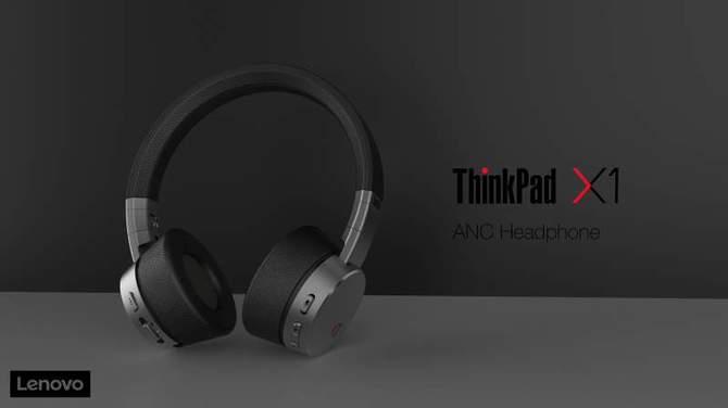 Lenovo ThinkPad X1 i Lenovo Yoga: headsety z ANC i Bluetooth [3]