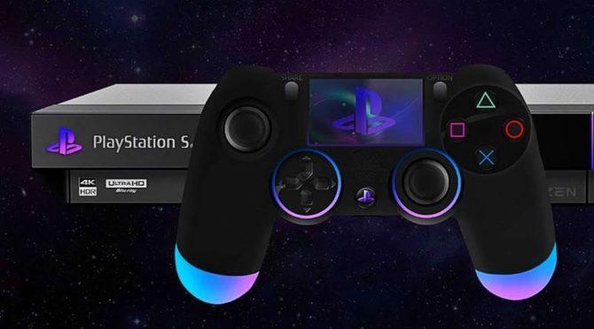 PlayStation 5 może otrzymać pełną wsteczną kompatybilność [1]