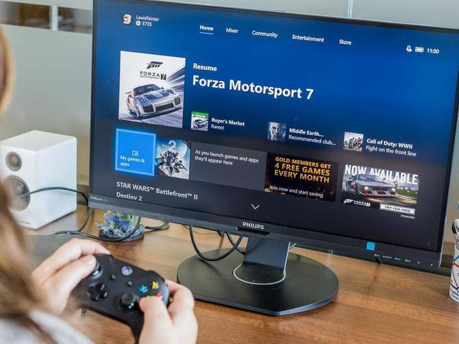 Microsoft umożliwi granie w tytuły z Xbox One na PC? [2]