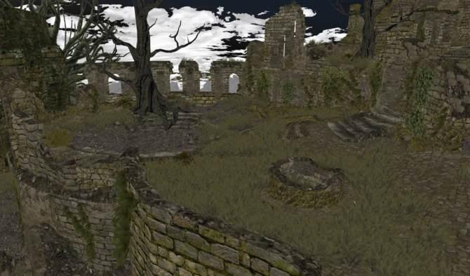 Witryna, która pozwala zwiedzać klasyczne mapy gier [1]