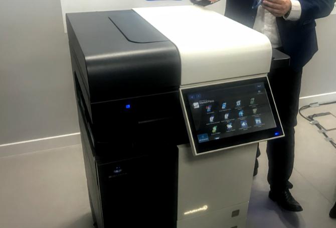 Konica Minolta zaprezentowała urządzenie Workplace Hub [2]