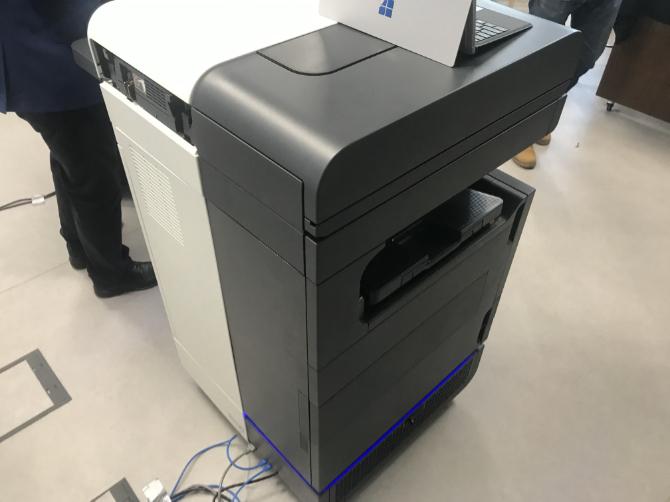 Konica Minolta zaprezentowała urządzenie Workplace Hub [3]