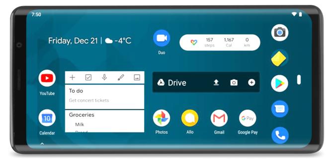 F(x)tec Pro 1 - Smartfon z wysuwaną, fizyczną klawiaturą [2]