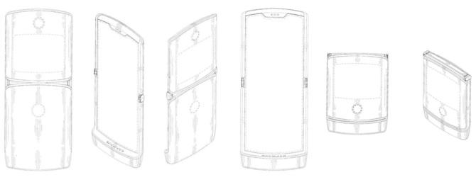 Motorola też pracuje nad składanym smartfonem. Co już wiemy? [1]