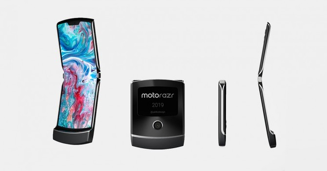 Motorola też pracuje nad składanym smartfonem. Co już wiemy? [2]