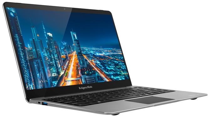 Kruger&Matz Explore 1405: niewielki laptop za nieco ponad 1000 zł [2]