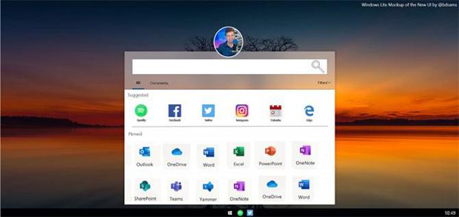 Microsoft Lite - nowy system m.in. dla urządzeń z dwoma ekranami [3]