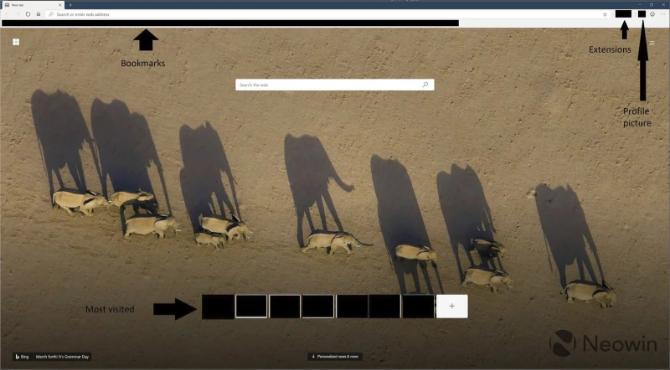 Wyciekły zrzuty ekranu przeglądarki Edge z silnikiem Chromium  [2]