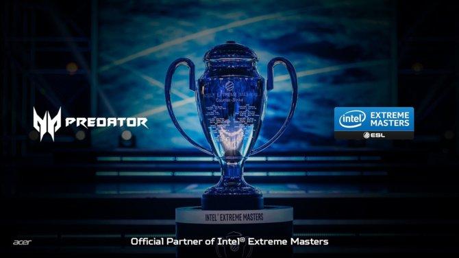 Acer partnerem ESL podczas Intel Extreme Masters do 2022 roku [2]