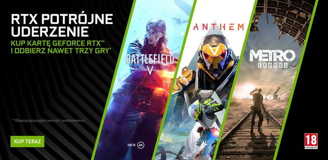 NVIDIA GeForce RTX 20x0 - trzy gry możliwe do zgarnięcia za darmo [2]