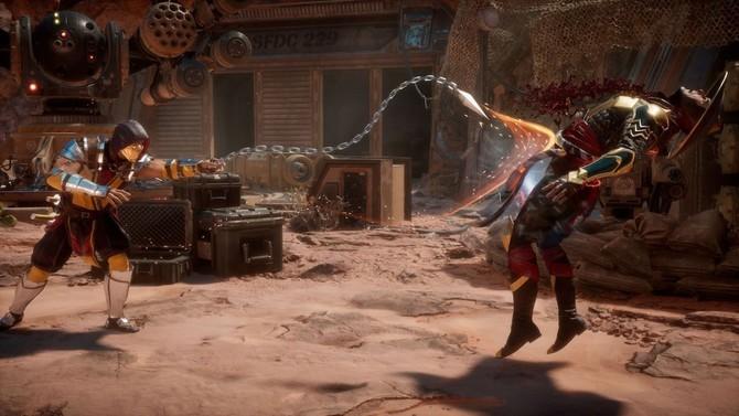 Mortal Kombat 11 - opublikowano nowy fabularyzowany trailer [1]