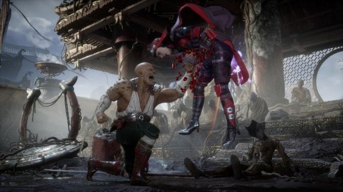 Mortal Kombat 11 - opublikowano nowy fabularyzowany trailer [2]