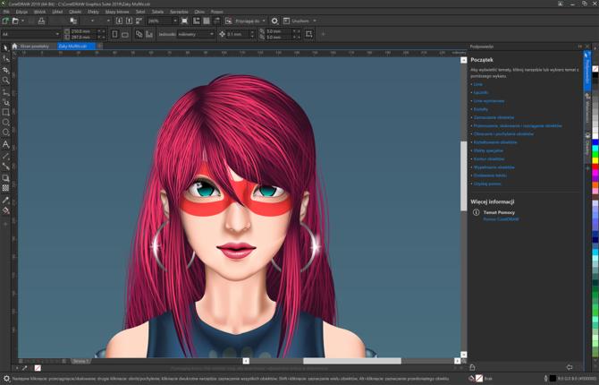 CorelDRAW Graphics Suite 2019: 30 rocznica i powrót do macOS [5]