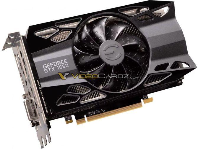 GeForce GTX 1660 w wydaniu EVGI i MSI. Są pierwsze zdjęcia [4]
