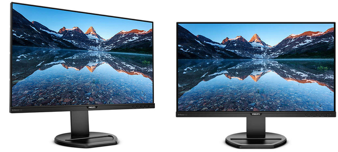 Philips 252B9 monitor  z technologią PowerSensor i Flicker-Free [1]