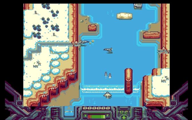 Bridge Strike - premiera gry na Amigę wydanej na... dyskietkach [1]