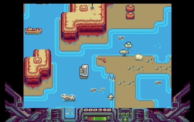 Bridge Strike - premiera gry na Amigę wydanej na... dyskietkach [2]