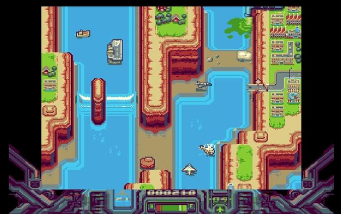 Bridge Strike - premiera gry na Amigę wydanej na... dyskietkach [3]