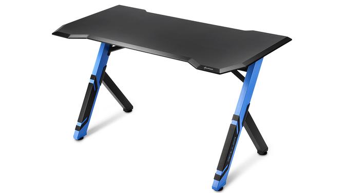 Sharkoon Skiller SGD1 - klasyczne, gamingowe biurko bez LEDów [1]