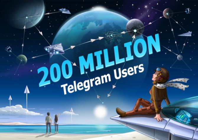 Podczas awarii Facebooka Telegram zyskał 3 mln użytkowników [2]