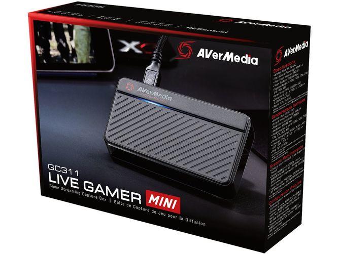 AVerMedia Live Gamer Mini GC311 - kieszonkowy wideo grabber [3]