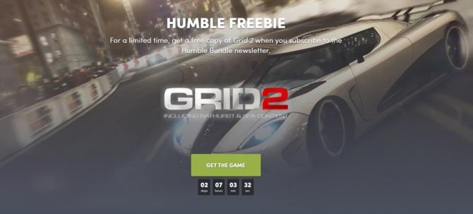 GRID 2 z dwoma DLC za darmo od Humble Bumble [1]