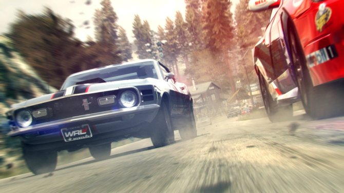 GRID 2 along with two DLC free from the Humble Bundle